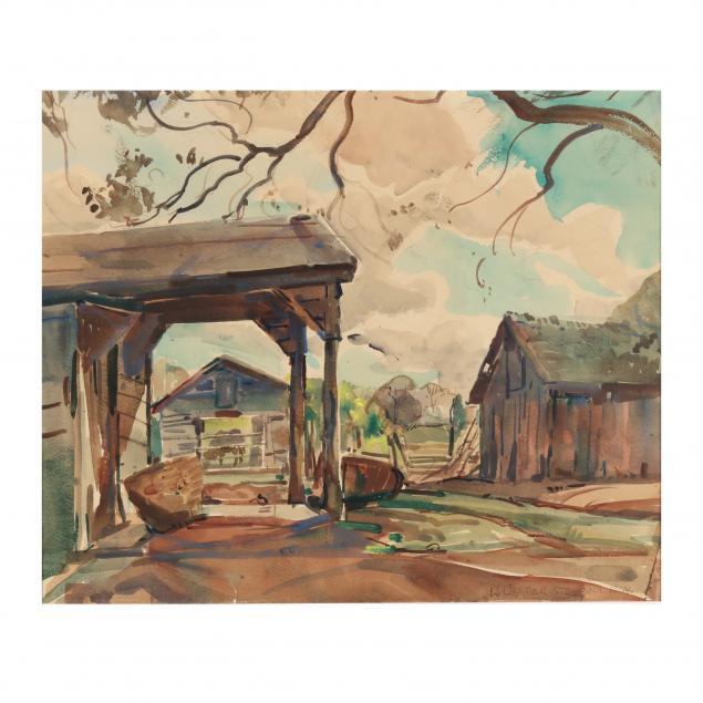 william-lester-stevens-american-1888-1969-barns