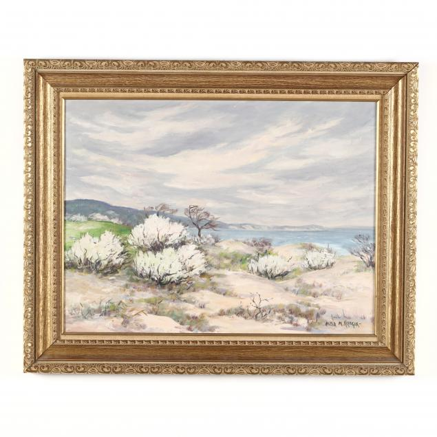 helen-kroeger-american-1892-1986-i-beach-plums-in-may-i