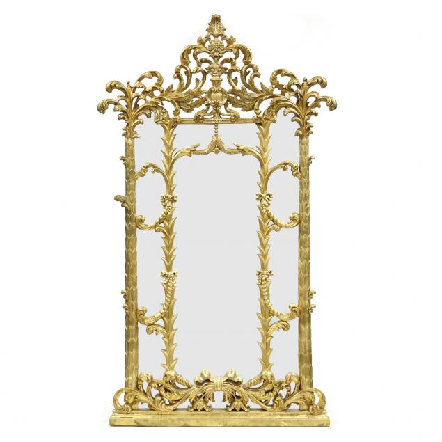 monumental-carved-and-gilt-italianate-mirror