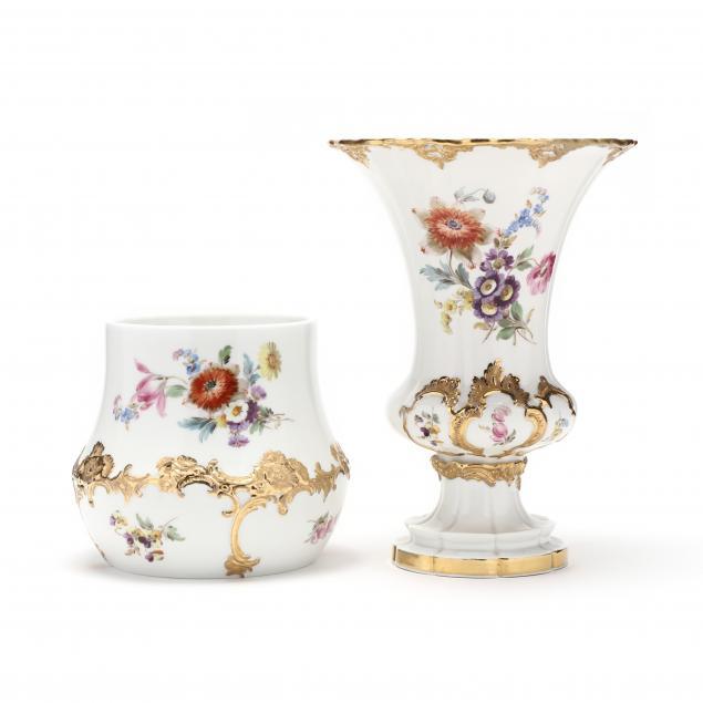 two-meissen-vases