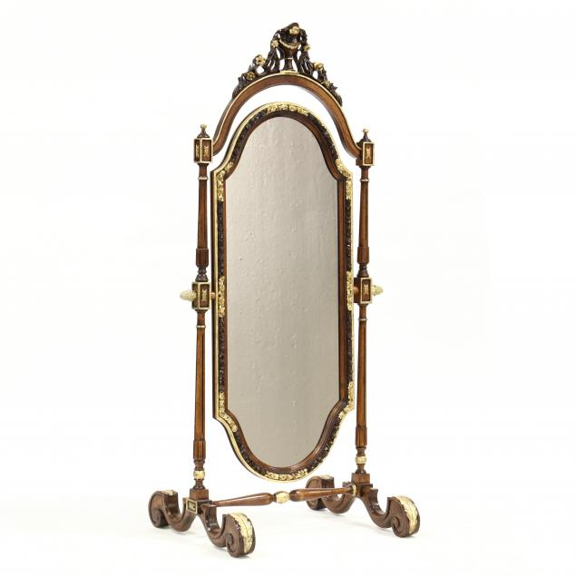 louis-xvi-style-carved-and-gilt-cheval-mirror