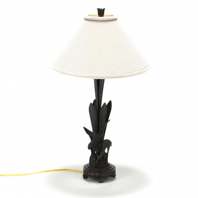 decorative-water-fowl-table-lamp
