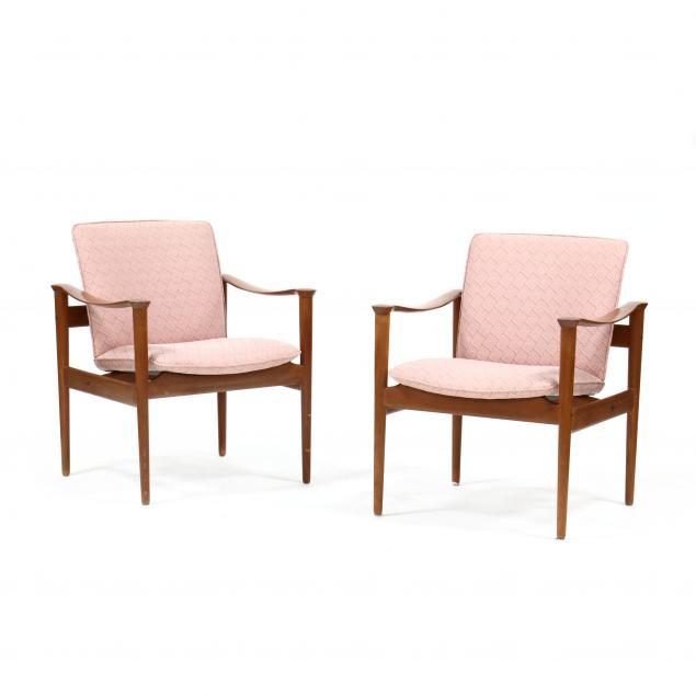 fredrik-kayser-norway-1924-1968-pair-of-i-model-711-i-teak-lounge-chairs