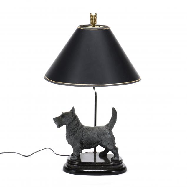 virginia-metalcrafters-scottish-terrier-form-table-lamp