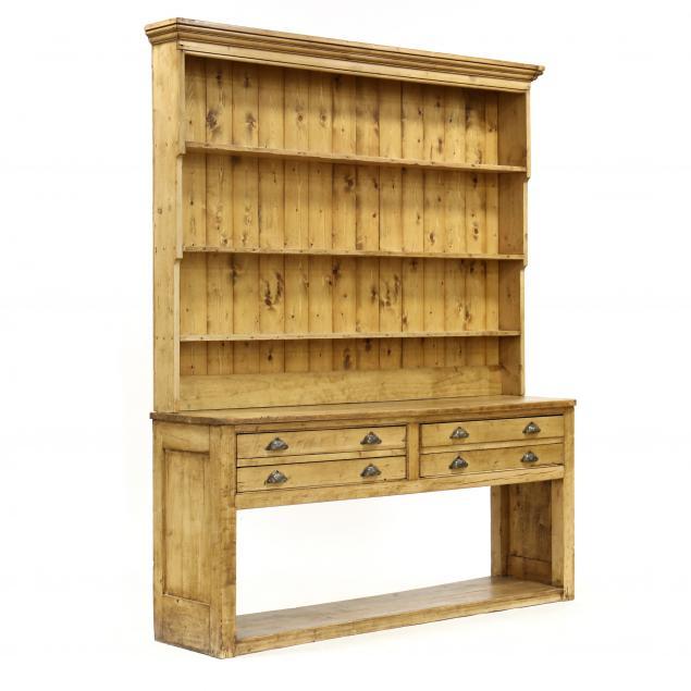 custom-pine-step-back-cupboard