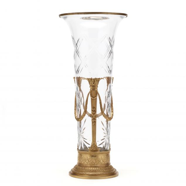 neoclassical-style-large-cut-crystal-and-ormolu-vase-attributed-baccarat