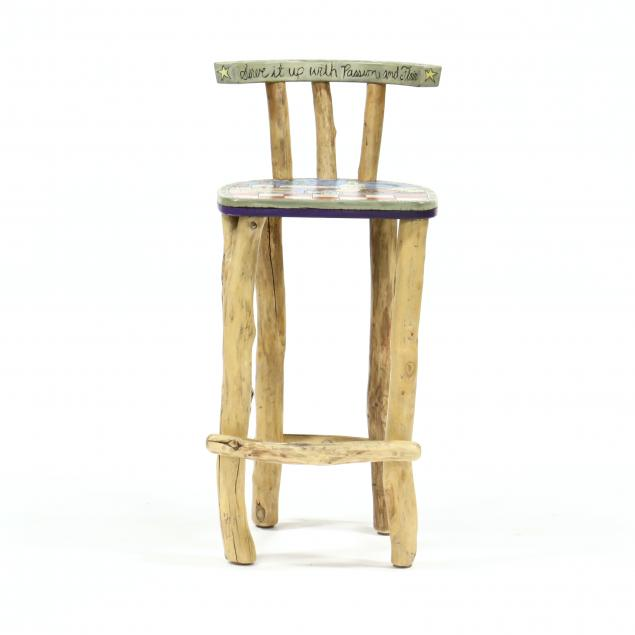 sticks-handmade-and-hand-painted-kitchen-stool-with-back