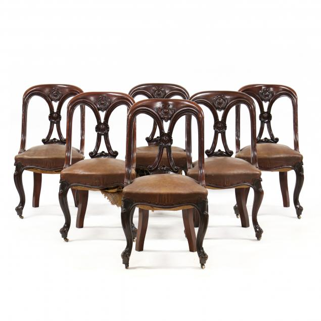 set-of-six-william-iv-carved-mahogany-dining-chairs
