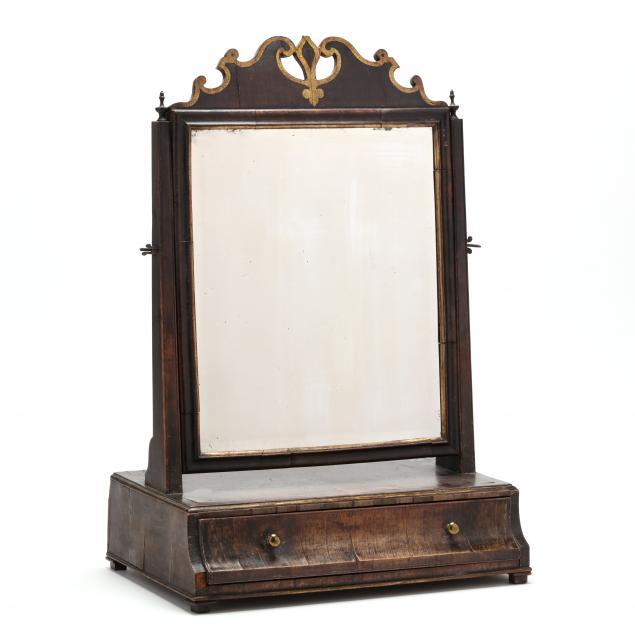 george-iii-shaving-mirror
