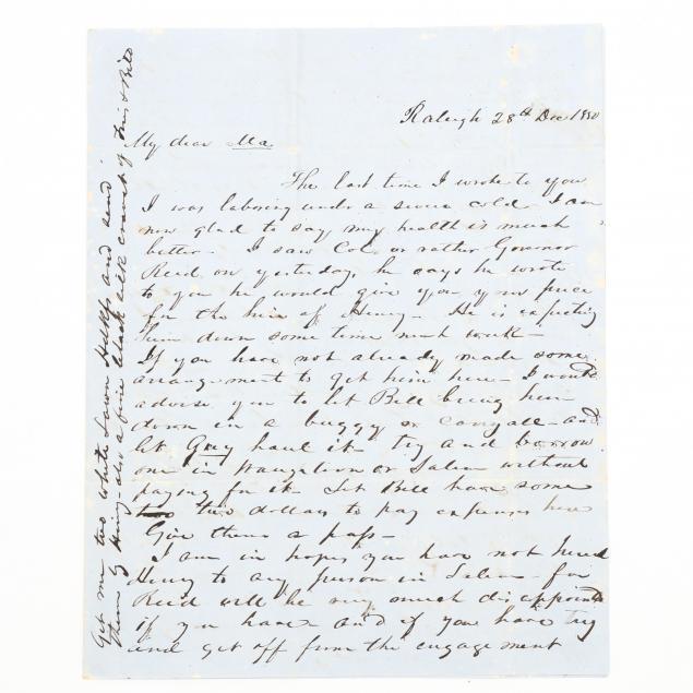 letter-advises-leasing-slave-to-sitting-governor-of-north-carolina