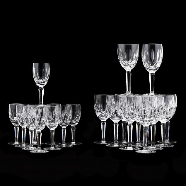 waterford-i-kildare-i-cut-crystal-stemware
