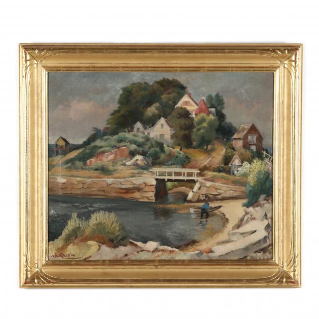 joseph-raskin-american-1897-1981-secluded-cove