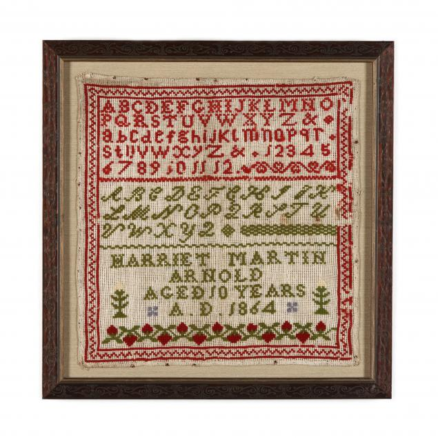 antique-british-sampler