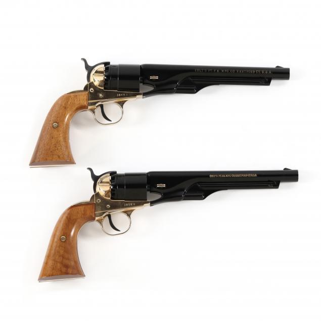 commemorative-colt-civil-war-centennial-model-revolvers