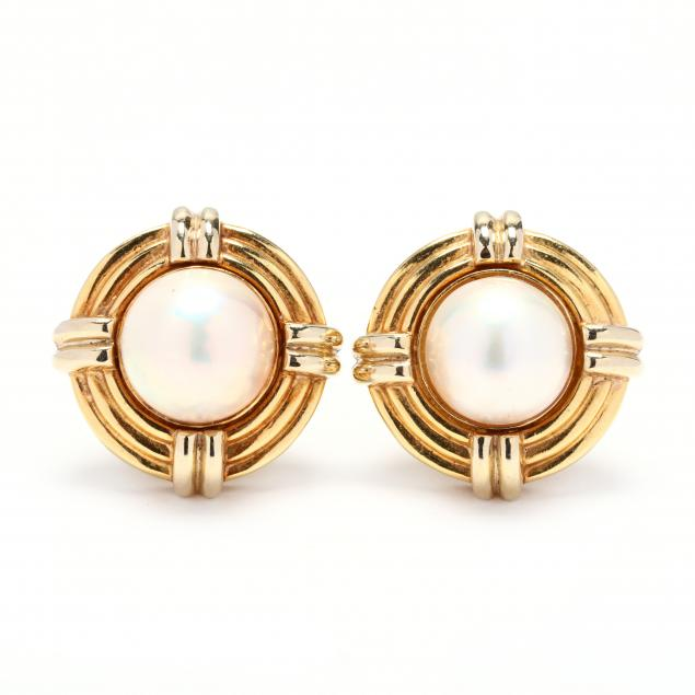 18kt-gold-and-mabe-pearl-earrings