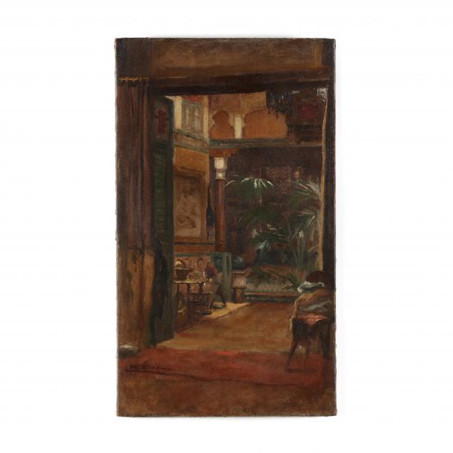 attributed-walter-blackman-american-1847-1928-a-moorish-interior