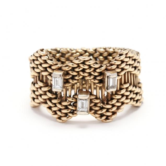 gold-and-diamond-flexible-ring
