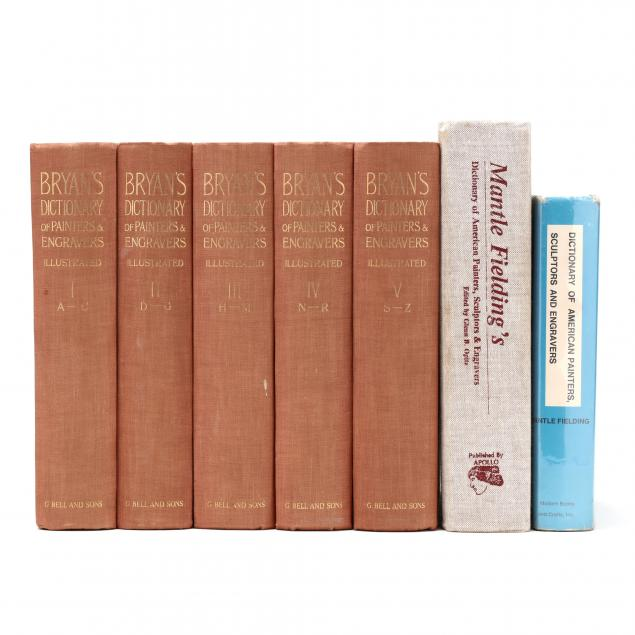 three-dictionaries-of-painters-sculptors-and-engravers