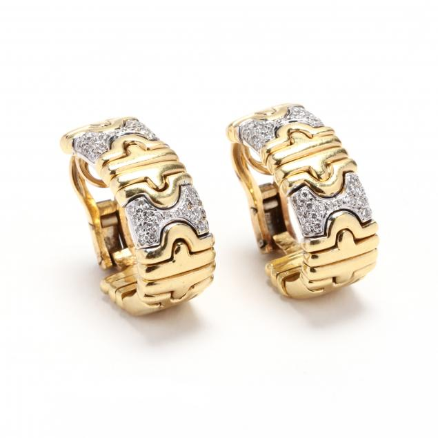 18kt-gold-and-diamond-earrings