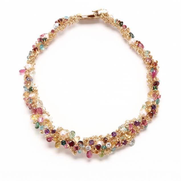 14kt-gold-and-gem-set-necklace-nikki-feldbaum