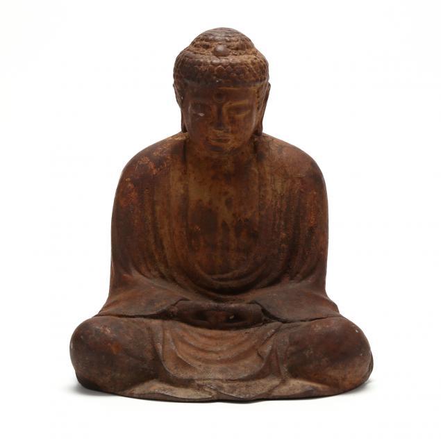 a-sculpture-of-amida-nyorai-buddha