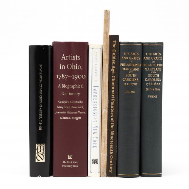 seven-books-on-american-regional-arts