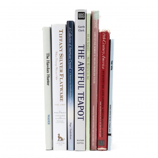 eight-books-on-fine-and-decorative-arts