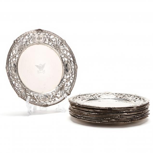set-of-twelve-american-sterling-silver-bread-plates