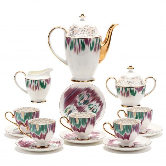hermes-i-voyages-en-ikat-i-coffee-set-of-fourteen-pieces