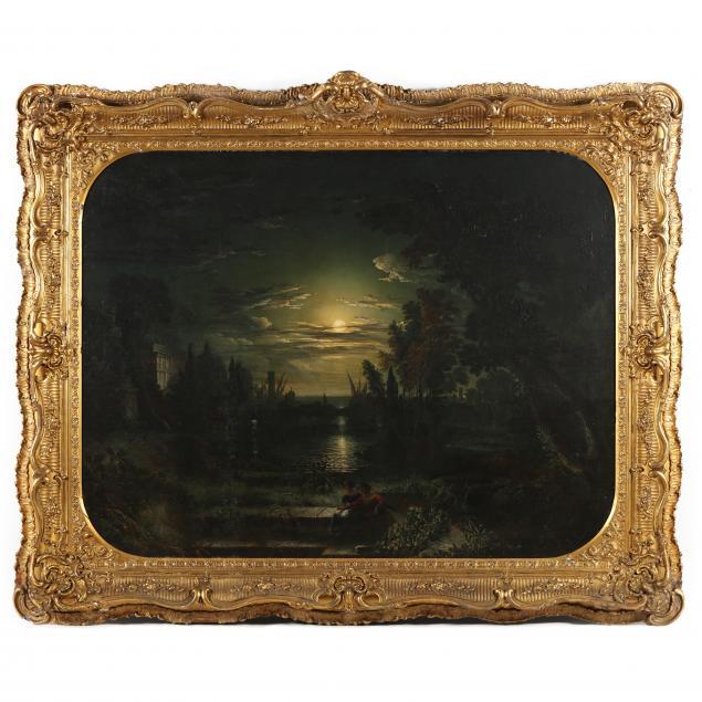 george-loring-brown-american-1814-1889-i-jessica-et-lorenzo-shakespeare-effet-de-claire-de-lune-i