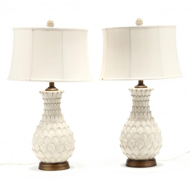 pair-of-contemporary-painted-lamps