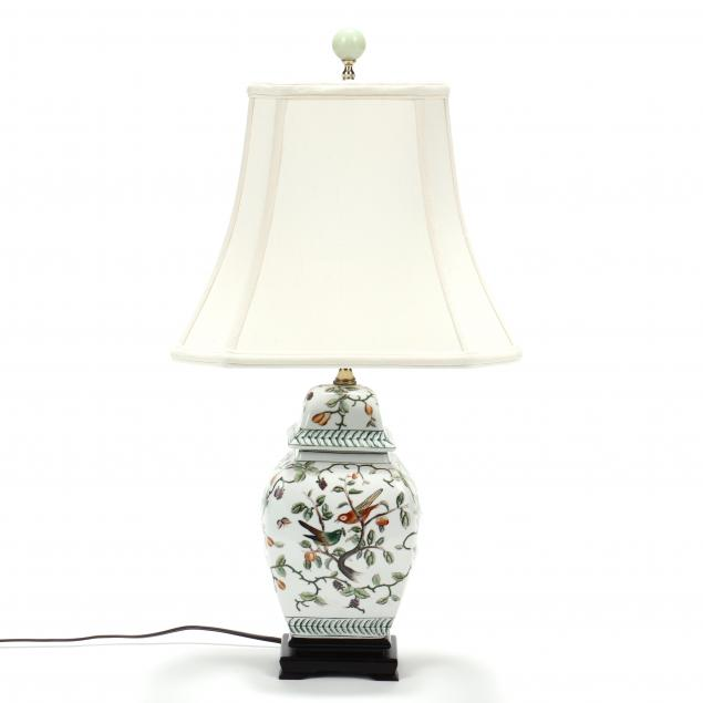 a-porcelain-bird-and-flower-covered-jar-lamp
