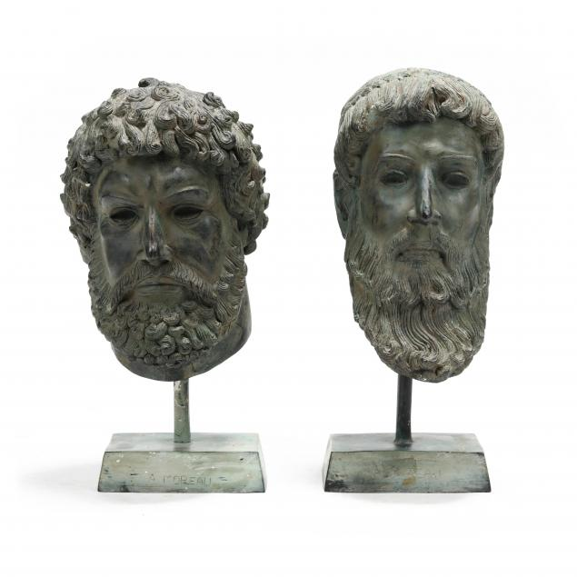 two-classical-style-bronze-heads