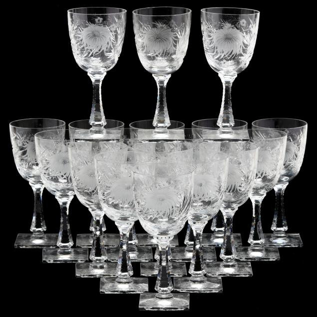 hawkes-set-of-18-i-chrysanthemum-i-water-goblets