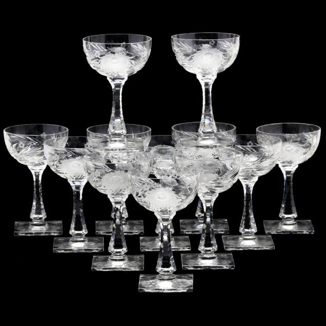 hawkes-set-of-twelve-i-chrysanthemum-i-champagne-coupes