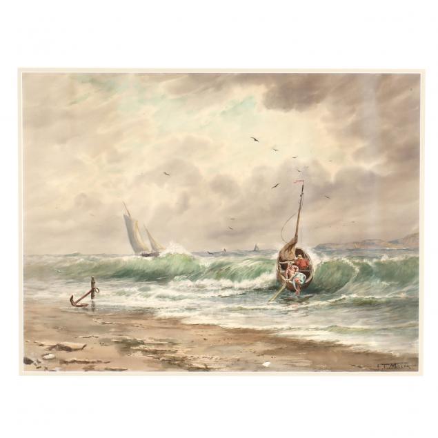 addison-thomas-millar-american-1860-1913-setting-sail