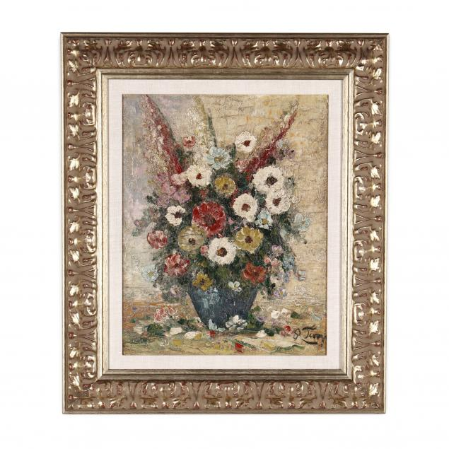 mid-century-floral-still-life-painting