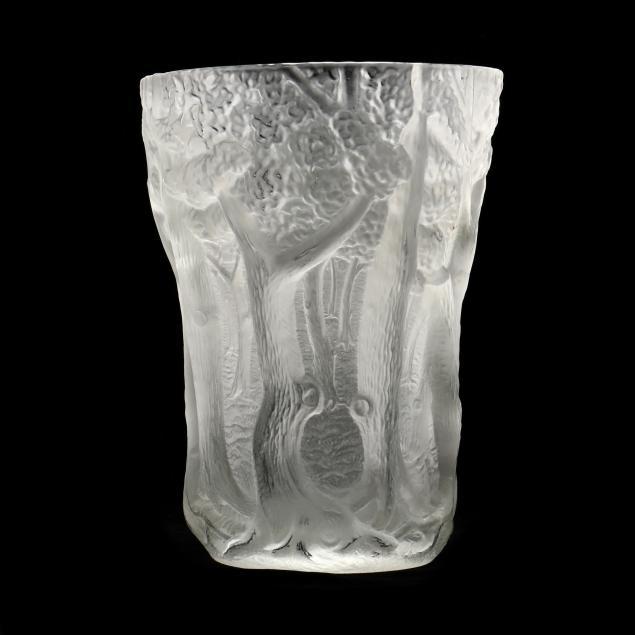 josef-inwald-barolac-art-glass-forest-vase