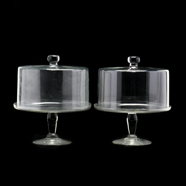 pair-of-glass-cakestands