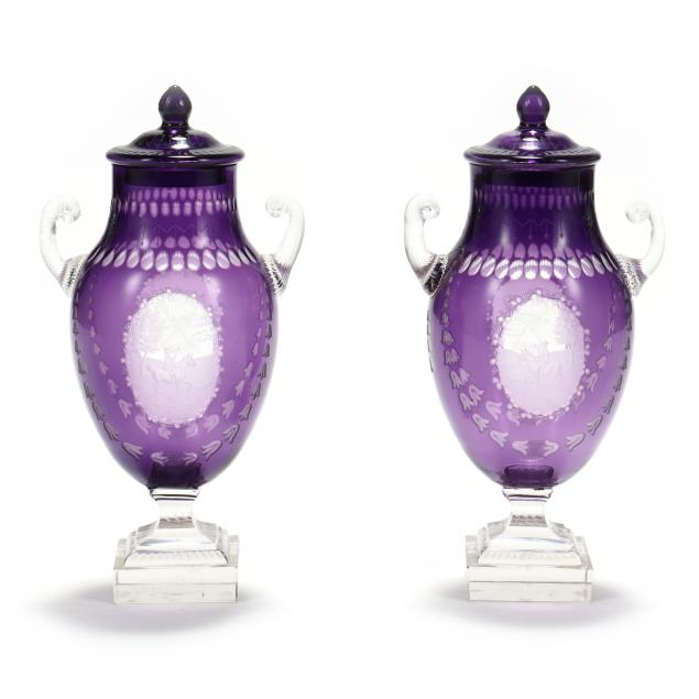 pair-of-antique-english-amethyst-cut-to-clear-crystal-urns