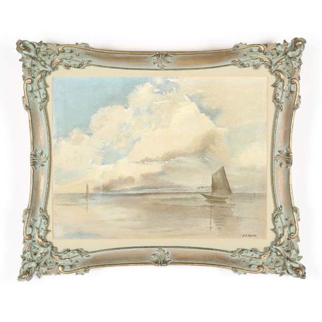 franklin-dullin-briscoe-american-1844-1903-seascape