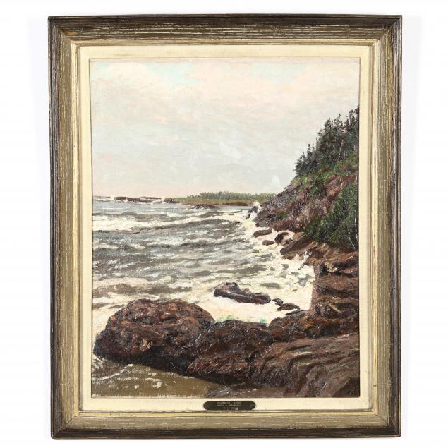 mabel-may-woodward-american-1877-1945-maine-coastline