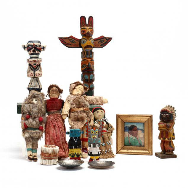 a-collection-of-native-american-souvenirs