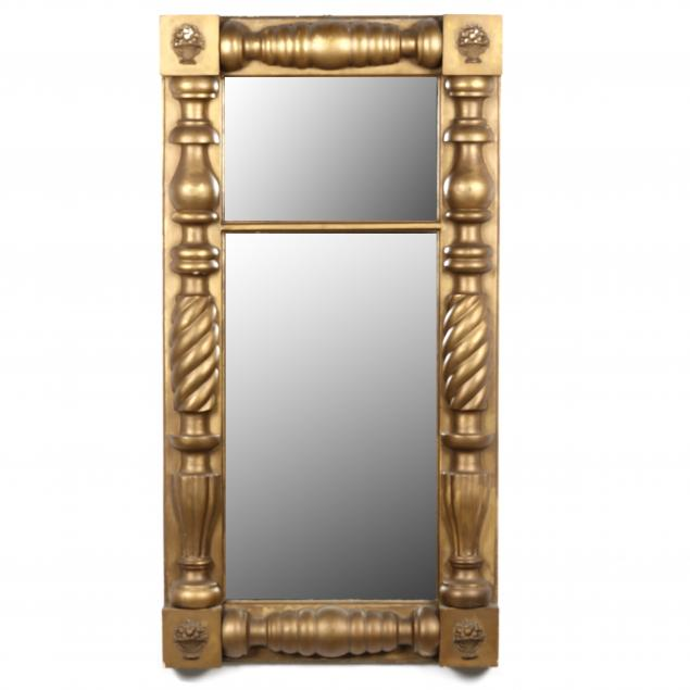 american-classical-gilt-double-panel-mirror