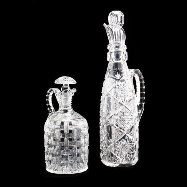 two-fine-american-brilliant-period-cut-glass-decanters