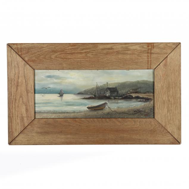 a-folk-art-maritime-painting-with-rowboat