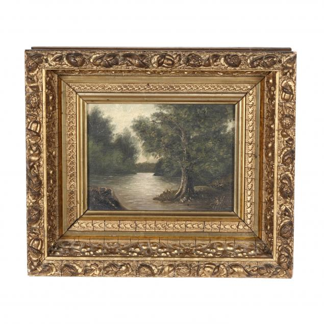 antique-new-england-summer-landscape-painting
