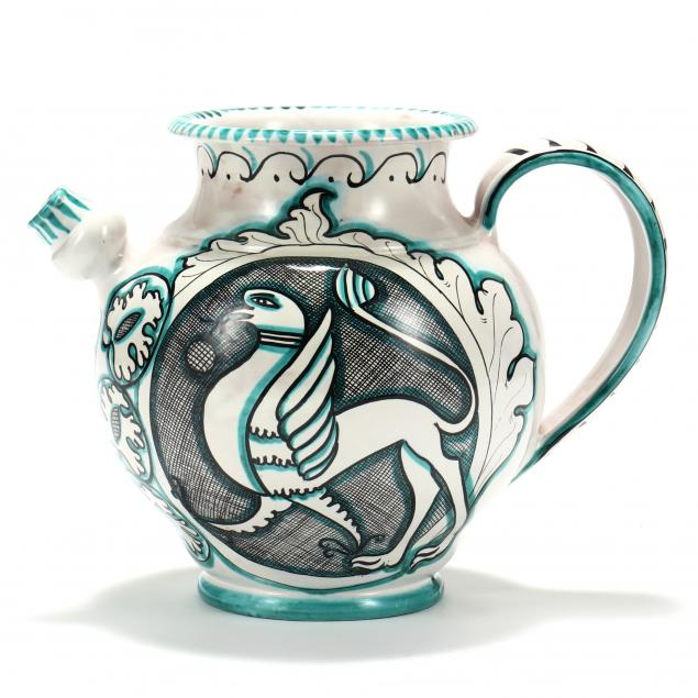 giacomini-orvieto-large-italian-pottery-pitcher