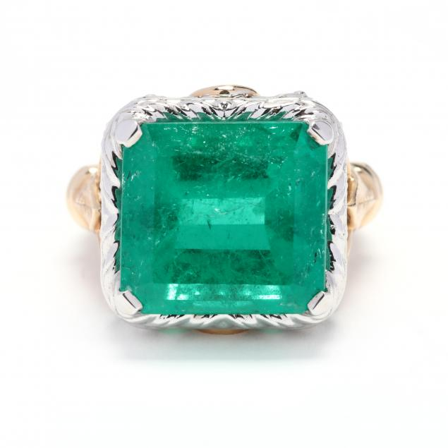 14kt-bi-color-gold-and-emerald-ring