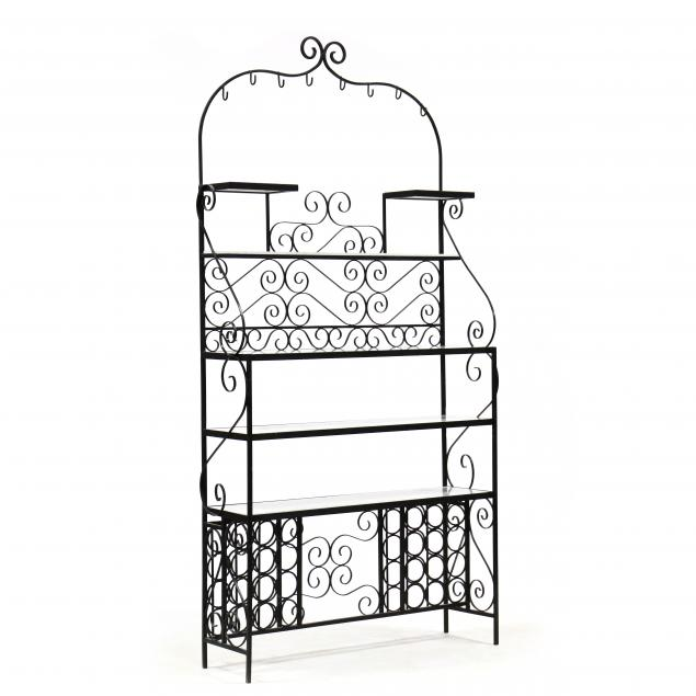 vintage-iron-and-marble-baker-s-rack